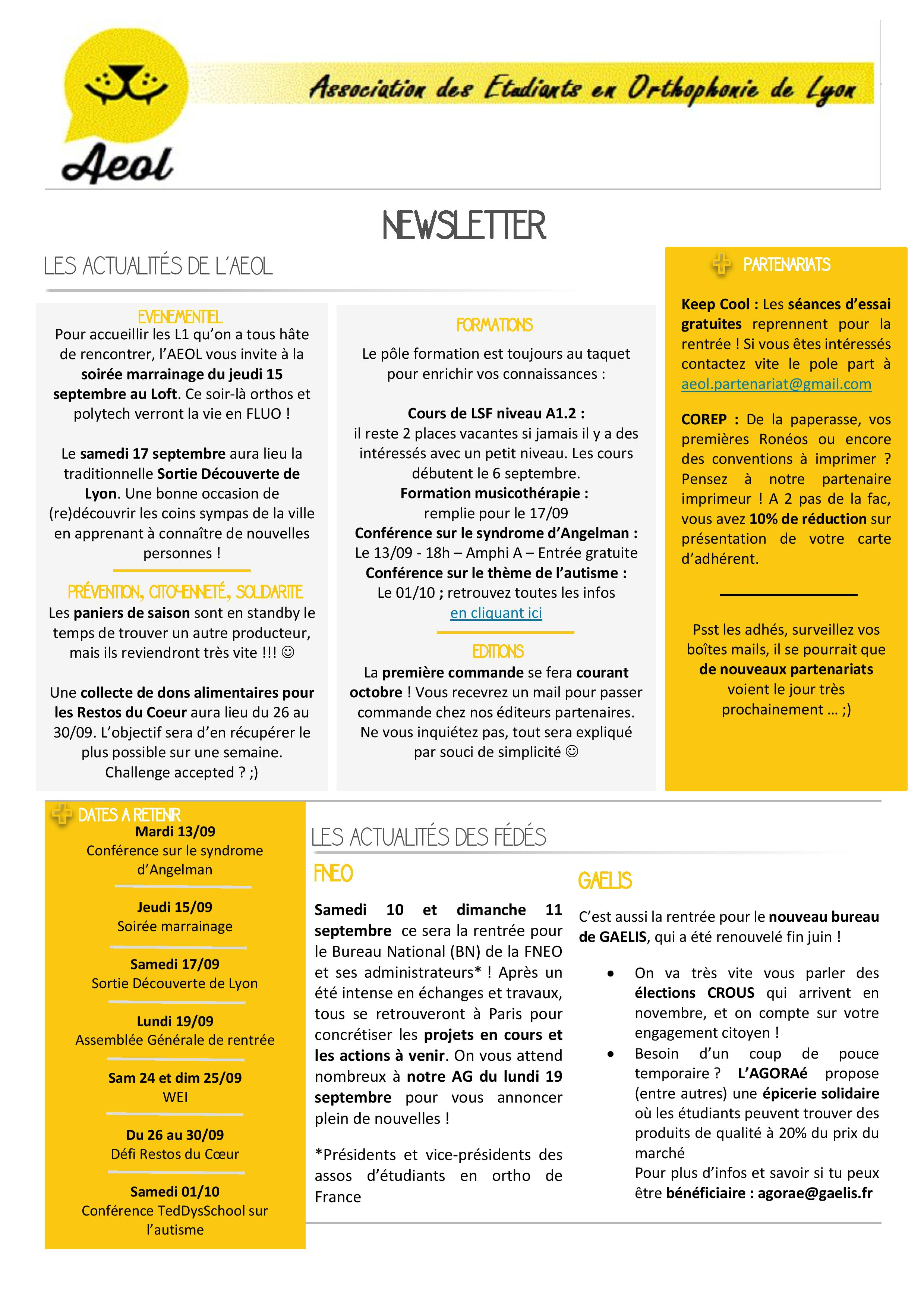 6. Newsletter septembre 2016 v2